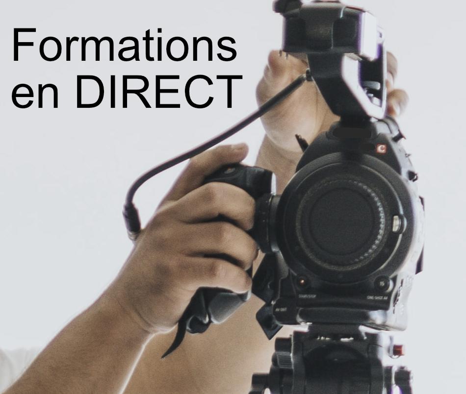 Formation en direct